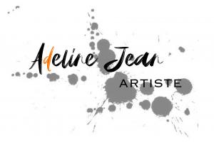 Artiste peintre Adeline Jean tableaux et peintures abstraites